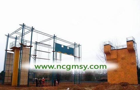 武汉电力集团拓展基地