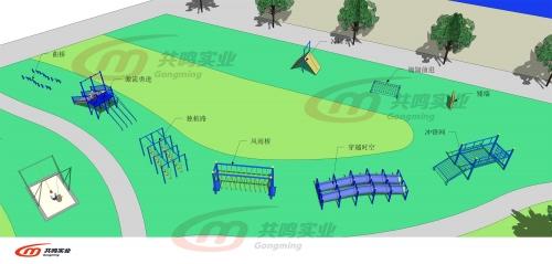 重庆青少年拓展基地