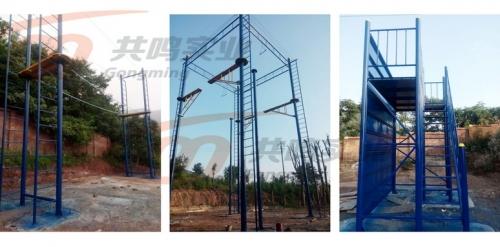 重庆生态园拓展工程