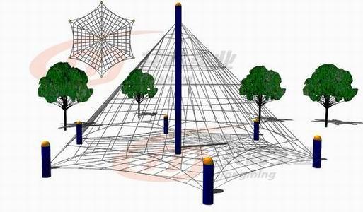 大型六面攀网