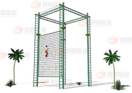 GMB012-高空绳网