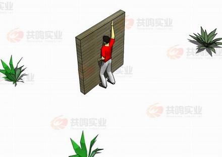 GMD012-百米障碍-高墙