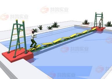GMF001-波浪桥