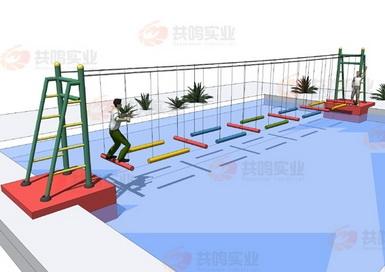 GMF002-荡木桥
