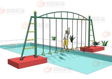 GMF003-脚吊环桥