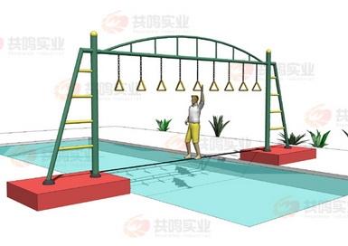 GMF004-手吊环桥