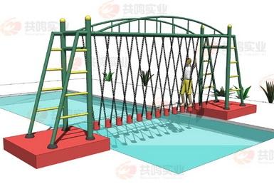 GMF005-吊桩桥
