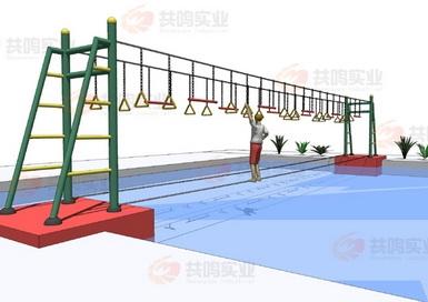 GMF006-吊索桥