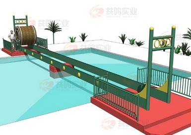 GMF007-滚筒桥