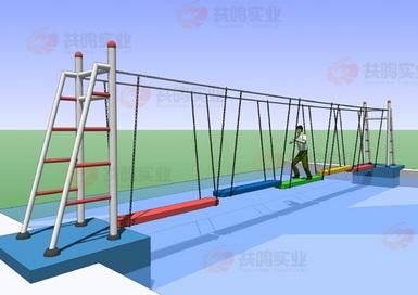 GMF018-水上缅甸桥