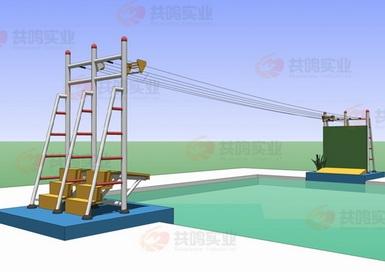 GMF022-索道桥