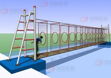 GMF026-钻圈桥