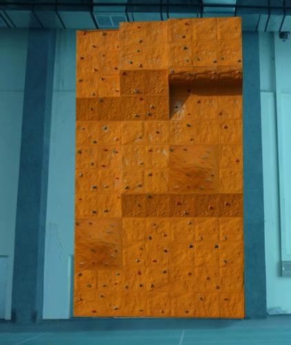 北京健身房攀岩墙