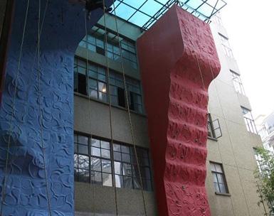 湖南人工岩壁