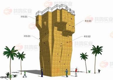 湖南攀岩设计